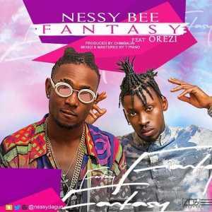 Nessy Bee - Fantasy ft. Orezi